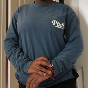 PINK longsleeve tshirt !